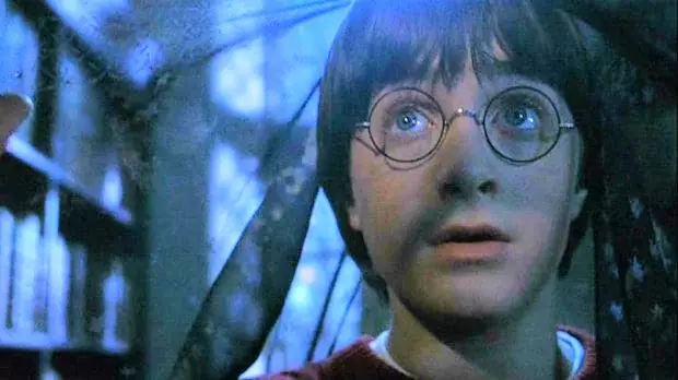 harry potter capa invisible