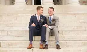 pareja homosexual