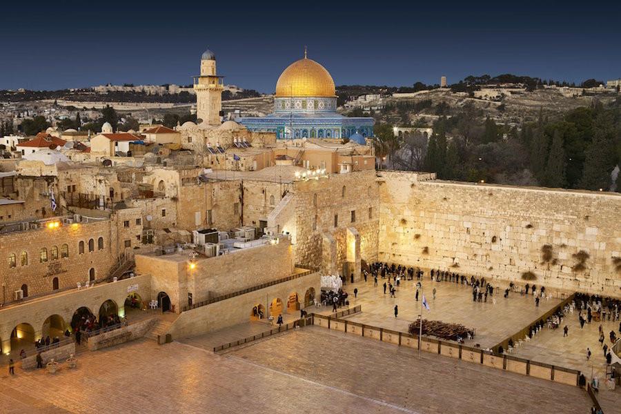 muro lamentaciones síndrome Jerusalén