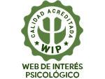 acreditada como página web de interés psicológico