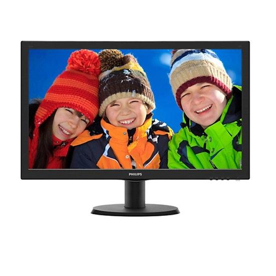"""Philips PHI-193V5LSB2 18.5"""" Monitor LED"""