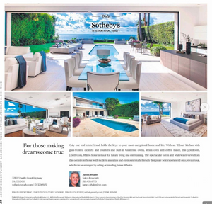 Luxury real estate photography Los Angeles