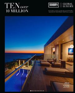 Malibu luxury architectural photography
