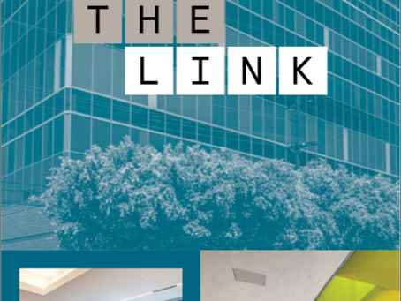 The Link Burbank creative office complex photographed by Luke Gibson Photography