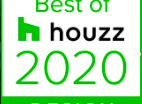 "Luke Gibson Photography wins ""Best of Houzz 2020"" in the Design Photography category"