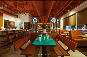 Los Angeles restaurant photography