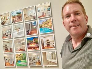 Los Angeles luxury apartment community photography