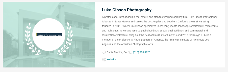 Top real estate photographer in Los Angeles