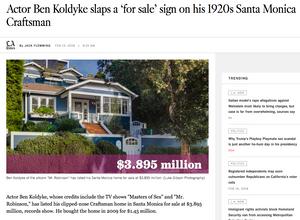 Santa Monica Real estate photography by Luke Gibson Photography