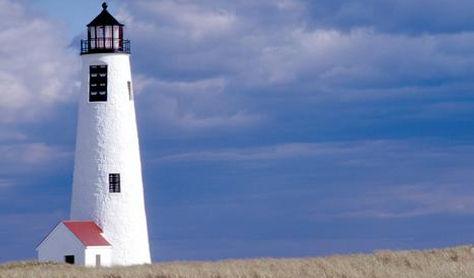 Lighthouse shinig for Jesus