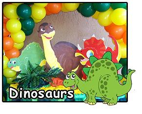 Dr Seuss custom party theme
