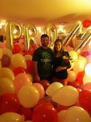 PROM Balloon fillled room and Letters PROM.jpg