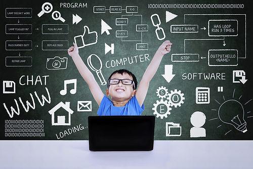 corso di computer per bambini con DSA