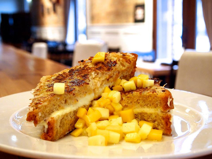 Things I Wrote: Cheesecake-stuffed French Toast, Casual Pasta in St. Louis, and an Ode to Moto