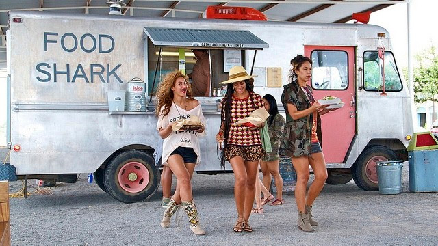 Things I Wrote: All the Funky Things to Eat in Marfa, Texas, the World's Coolest Golf Courses, P