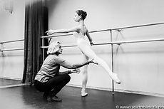 Индивидуальные уроки классики для профессиональной подготовки детей от 8 лет в хореографические академии.