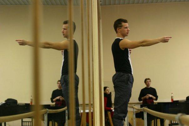 Никита Дмитриевский хореограф