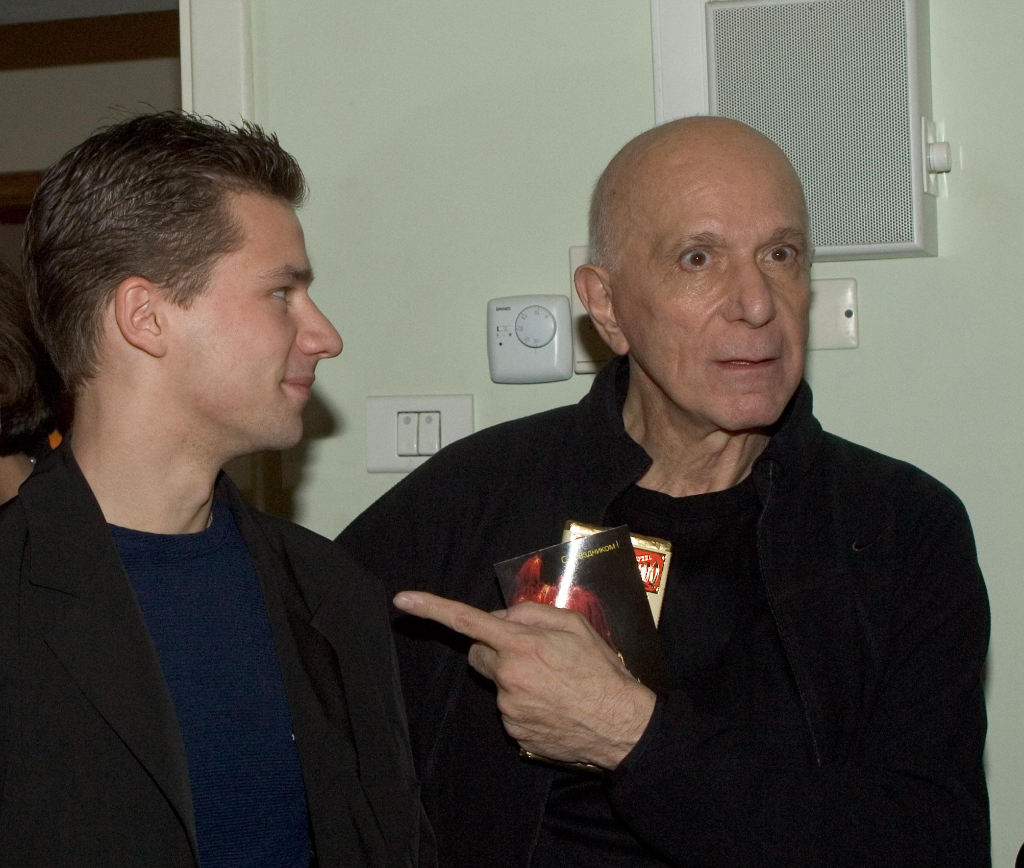 Никита Дмитриевский