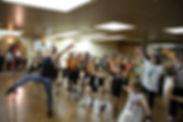 Семинары по танцу балету хореографии