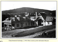 1910 Adirondack Lodge