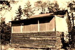 Grafton Cabin 1930s