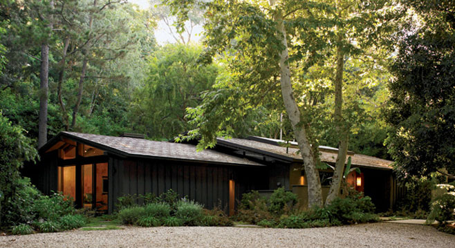 1952 Cliff May Ranch House