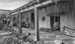 Cliff May Adobe Ranch