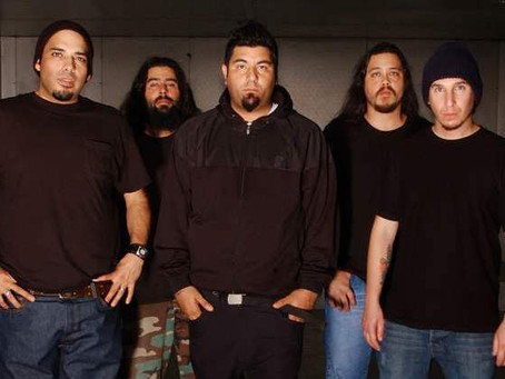 Deftones take bits and pieces of their past to make the hard-hitting OHMS!!