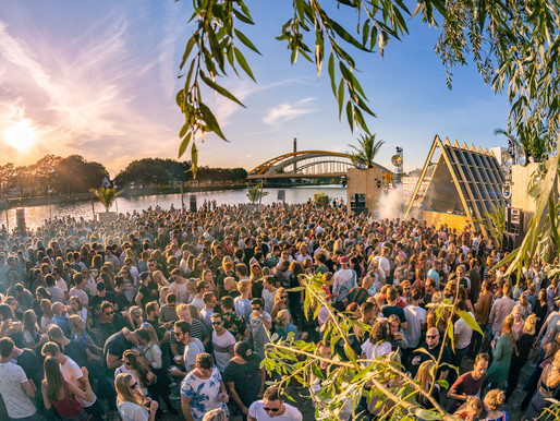 My favorite photos from In Het Zand festival