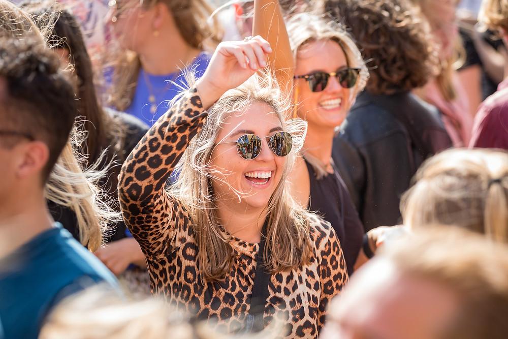 Dansen en blijheid IHZ festival
