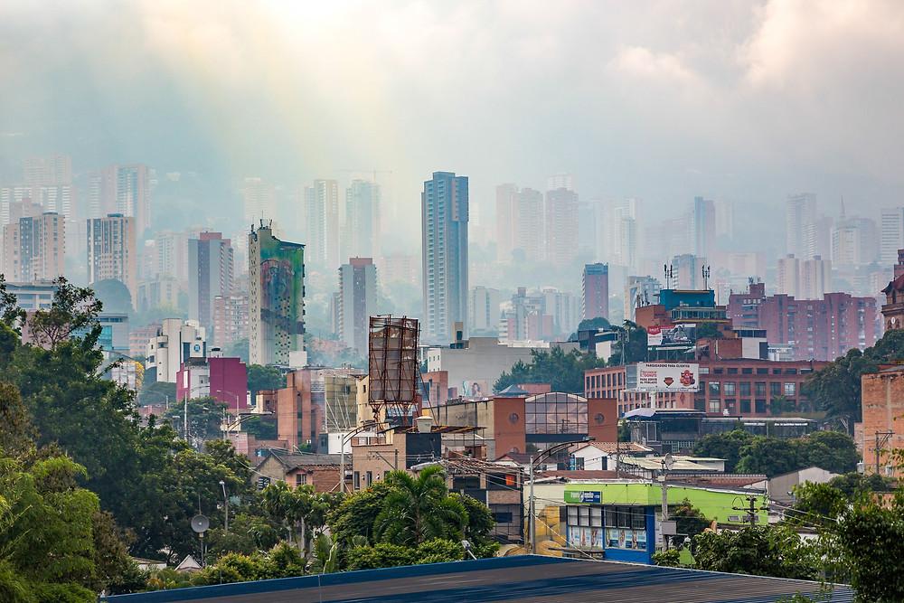7. Medellin - Colombia