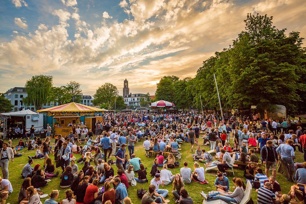 Foodtruck festival event fotograaf Utrecht