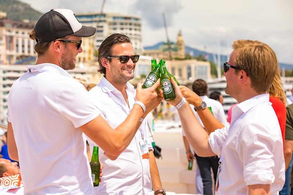 The Holland Boat photographer Monaco