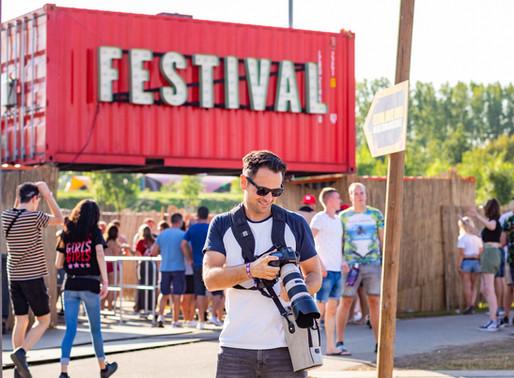 Hoe je festival fotograaf kan worden in 8 stappen