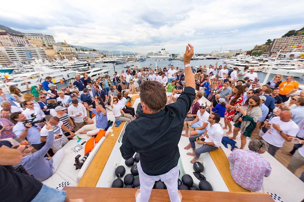 Event photography The Holland Boat Monaco
