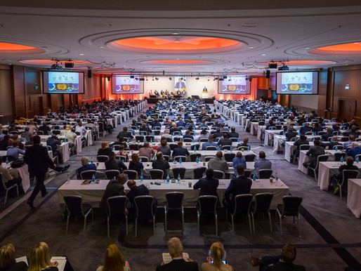 London Congres photographer for smith and nephew