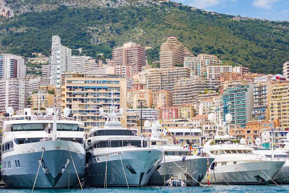 Dutch event photographer Monaco
