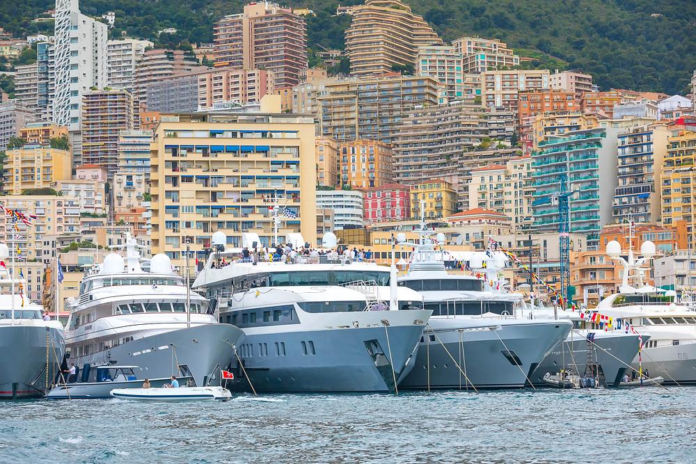 Monaco event photography