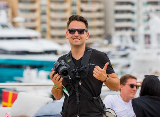 Hoe start je een bedrijf als freelance event fotograaf?