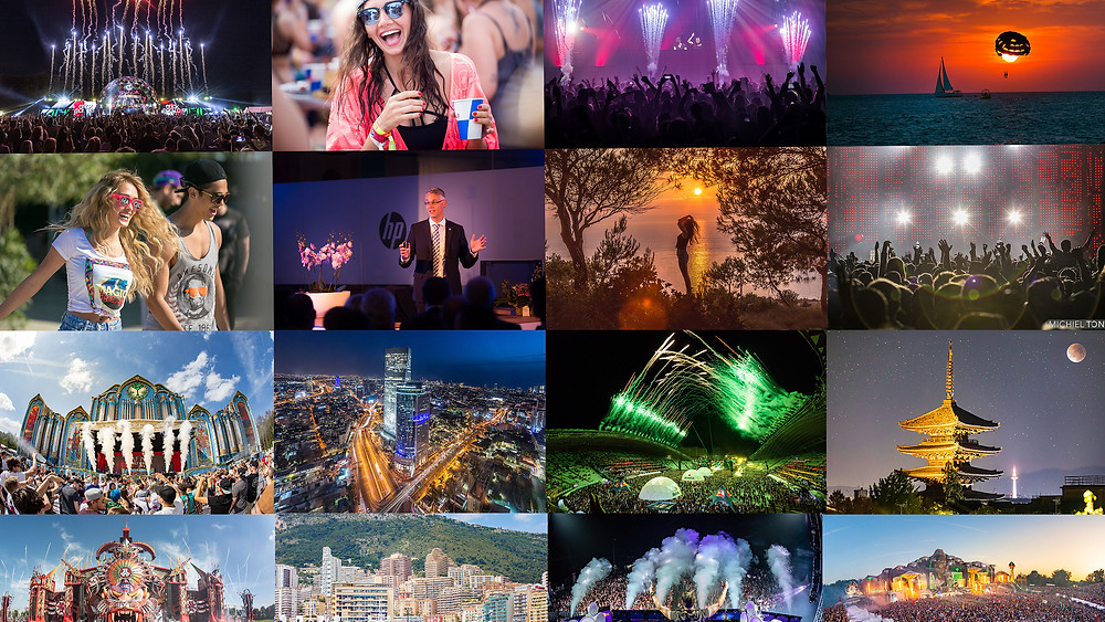 Event photographer portfolio