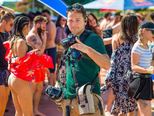 9 Tips waar iedere festival en concert fotograaf rekening mee moet houden