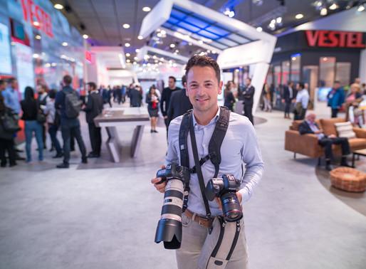 8 Tips voor het fotograferen voor een bedrijf op een beurs