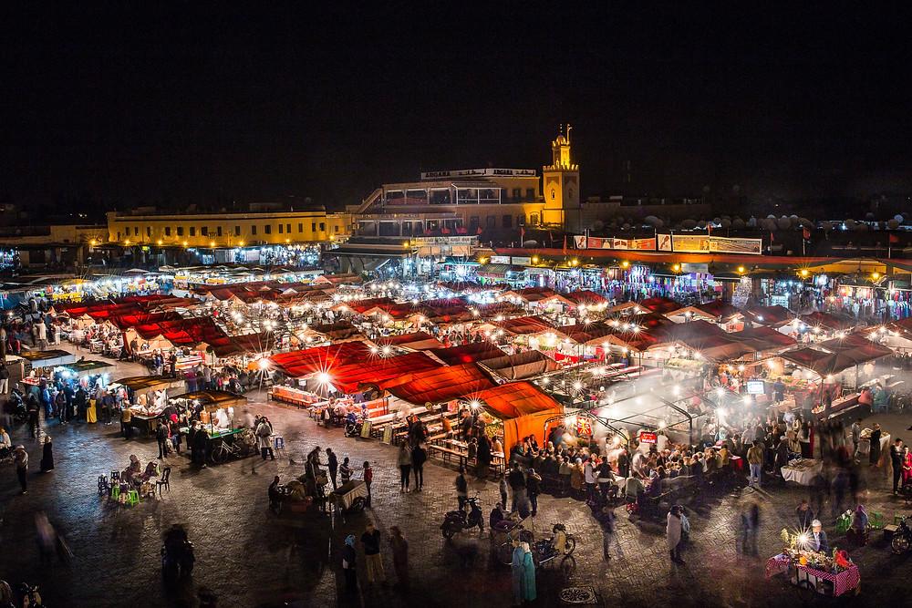 Marrakech - Marokko