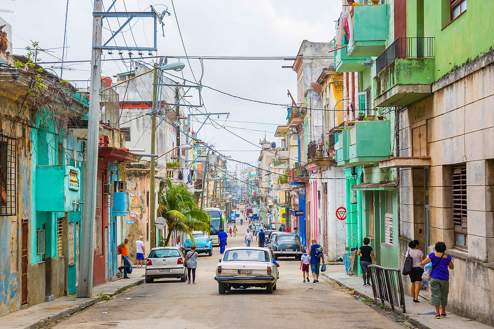 5.  Havana - Cuba