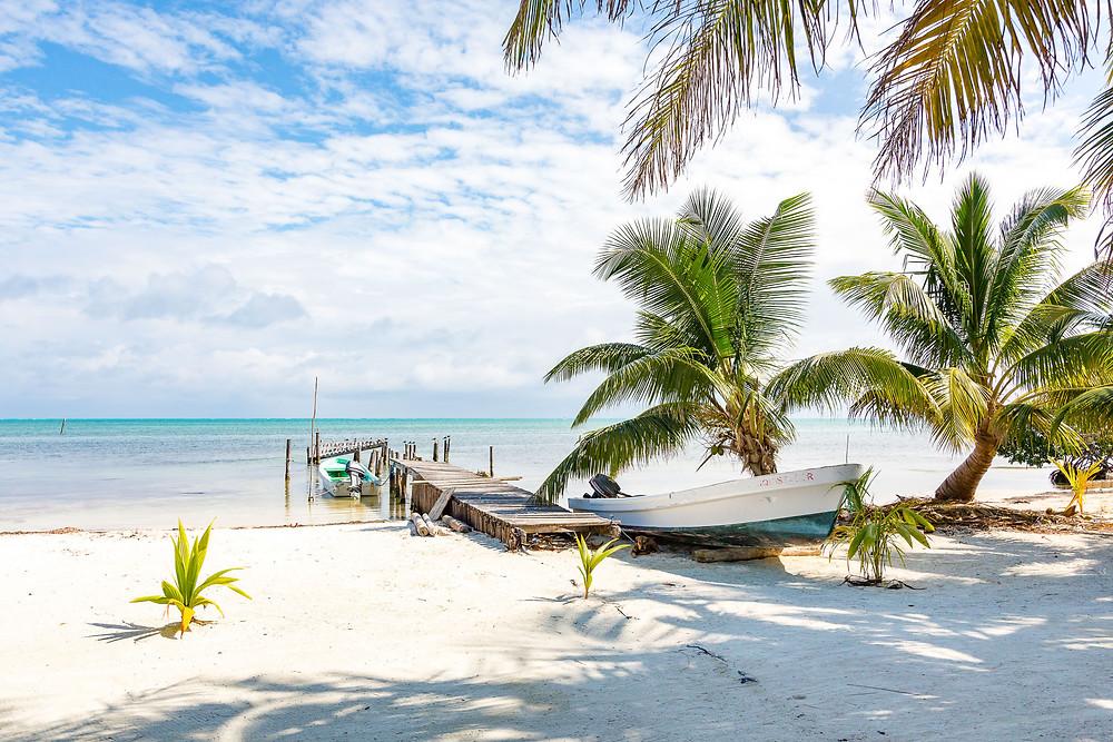 1. Caye Caulker - Belize