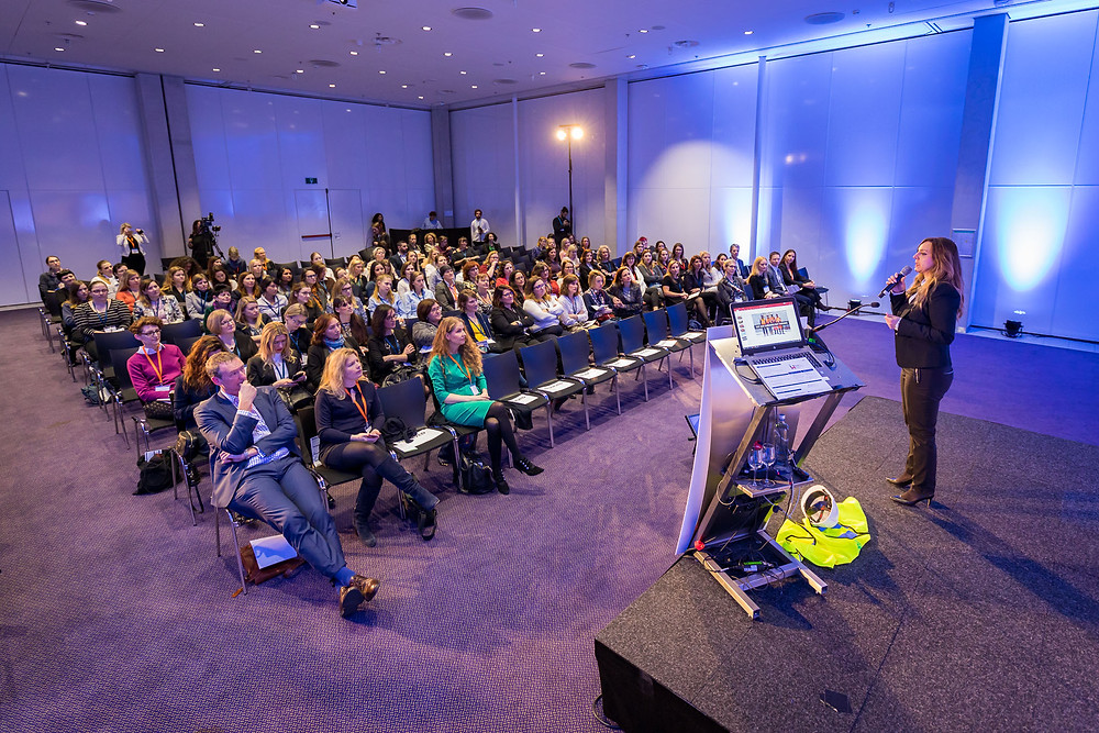 Conference photography Rai Amsterdam
