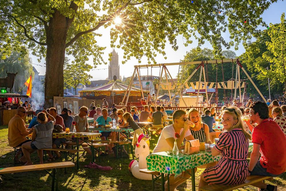 Foodtruck festival fotograaf Utrecht