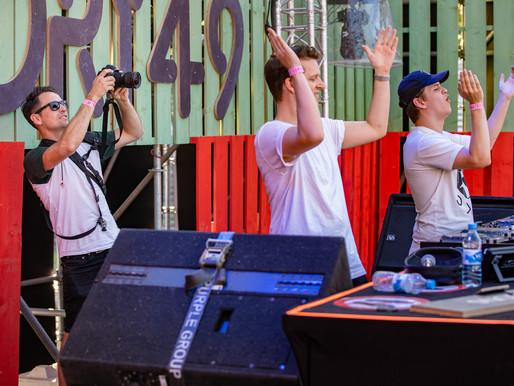Hoe krijg je als fotograaf toegang tot festivals en evenementen