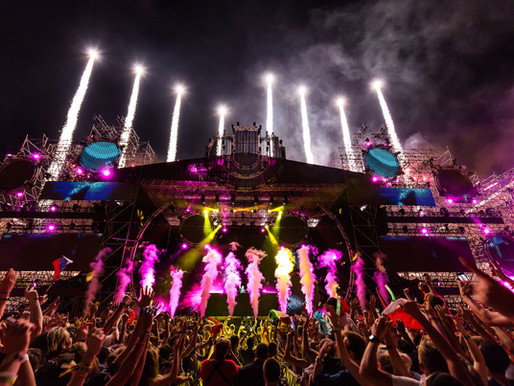 10 of my favorite photos from Ultra Music Festival