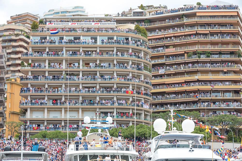 Formula 1 event photographer Monaco